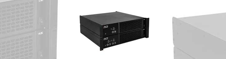 T Serie amplifiers