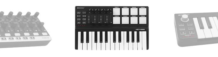 DJ/MIDI-Controller