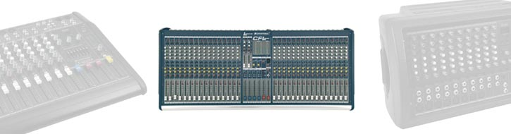Stage mixers
