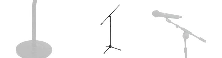 Microphone holder & stands