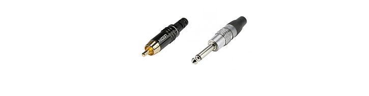 Audio-Steckverbindungen