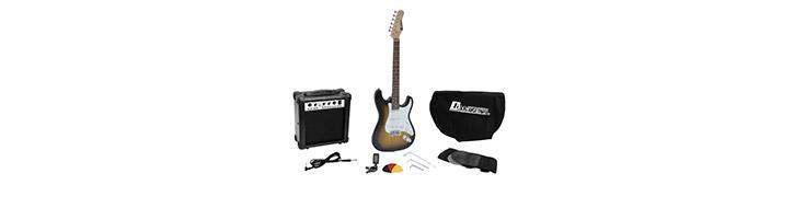 E-Gitarren-Sets